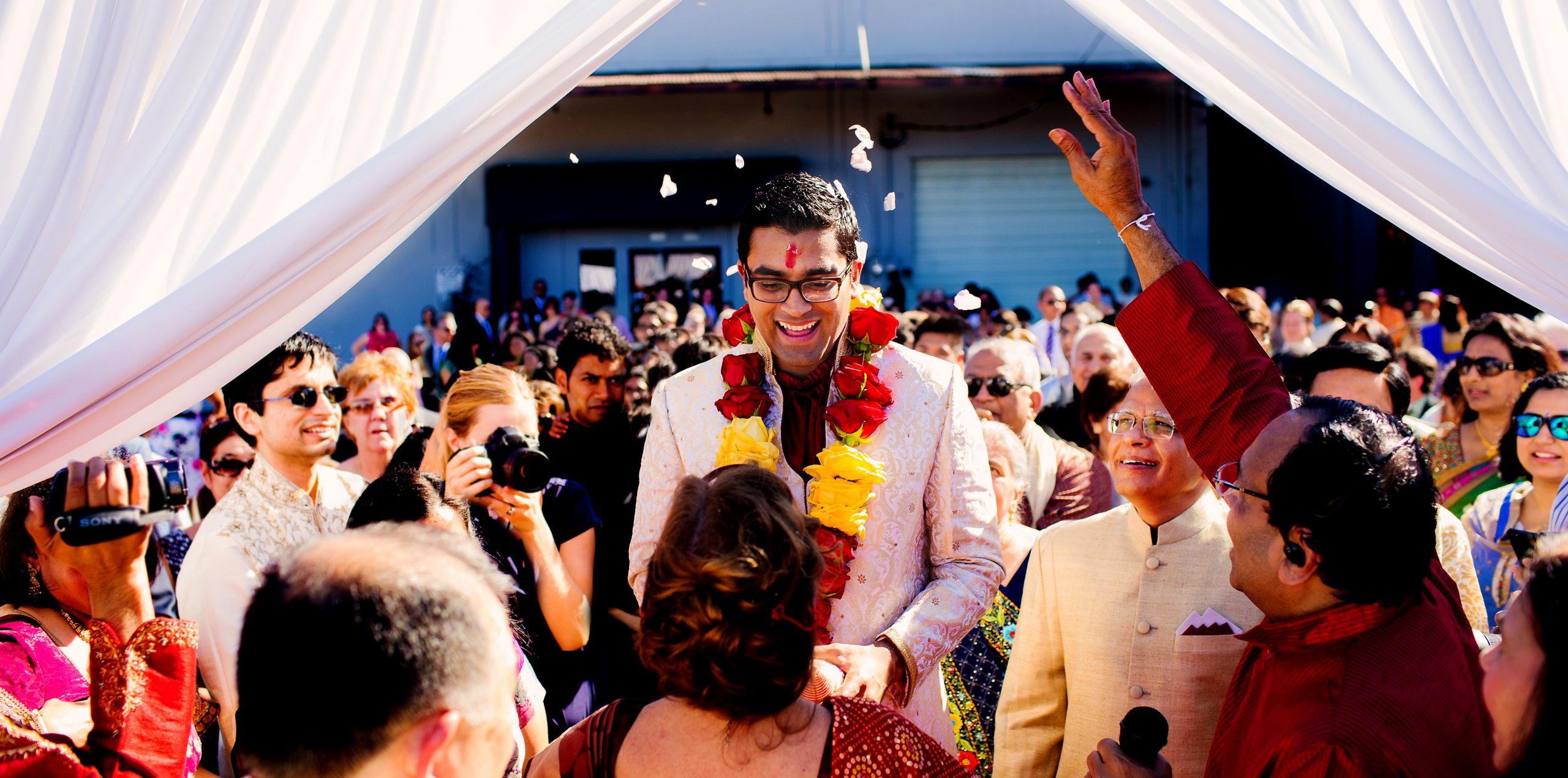 Photo: Stark Photography | Indian Wedding Planning in Portland, Oregon