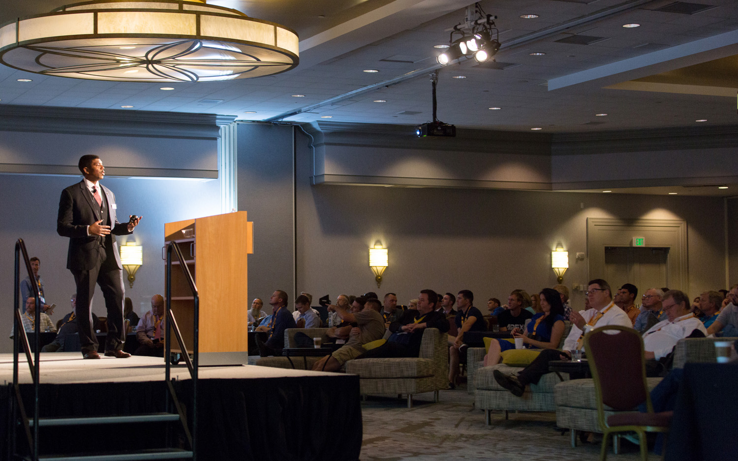 Photo: Paul Rich | Corporate Meeting Planning